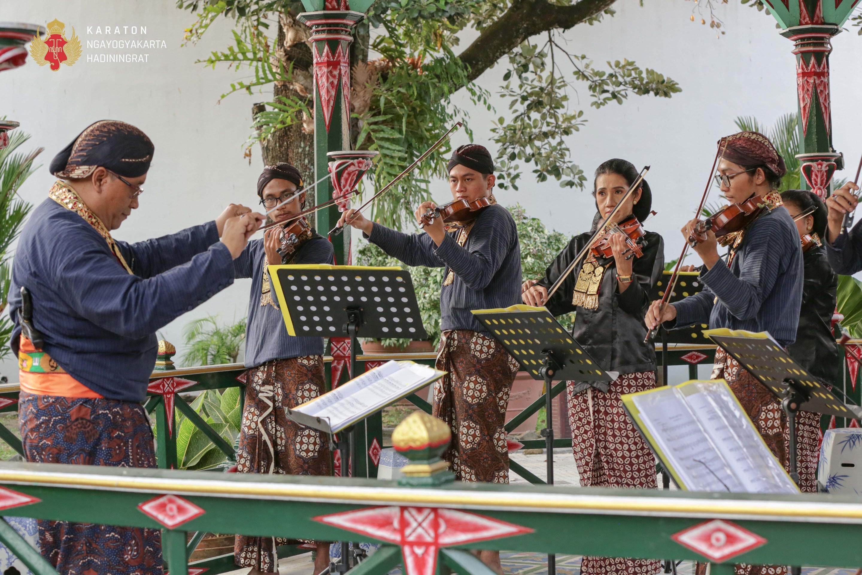 Peringati Hari Musik Sedunia, Keraton Yogyakarta Luncurkan ROYAL ORCHESTRA dan Rilis ALBUM GENDHING SORAN VOLUME 1